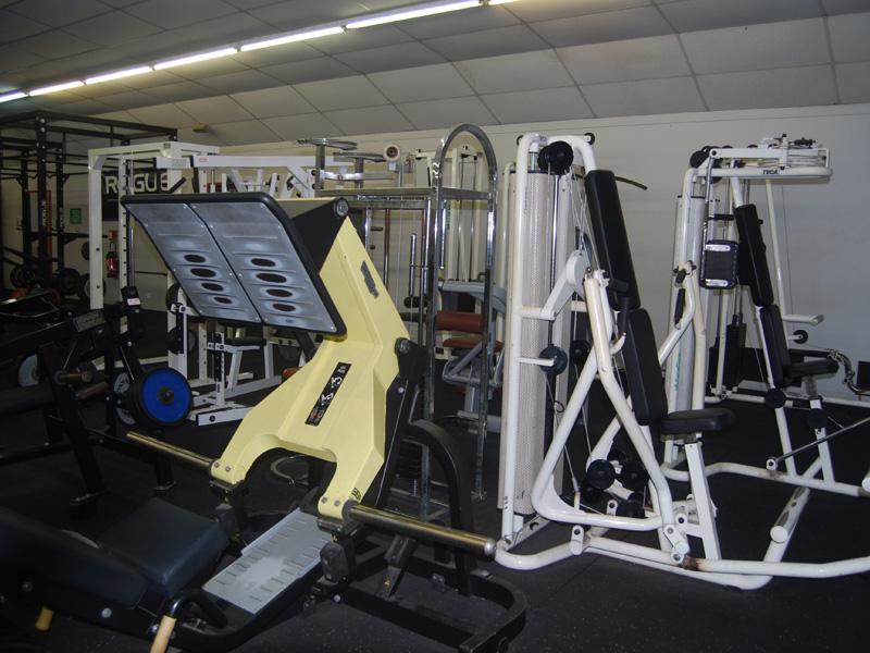 Seance De Musculation A Rennes Cardio Training Technogym Crossfit